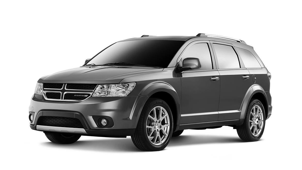 Dodge Journey Elite Exotique